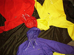 Classic Cagoule Colouring