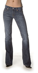 Boot Cut Style Jeans