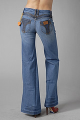 Flared Jeans - Ever Popular