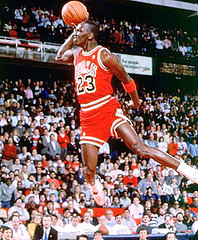 Michael Jordan - Basketball God