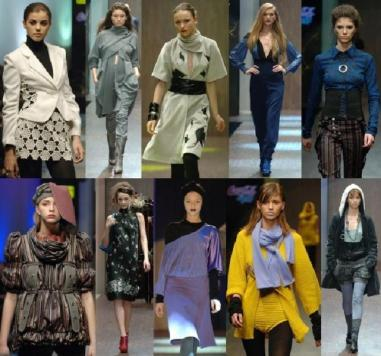 Good Layering from Romanian Fashion Week