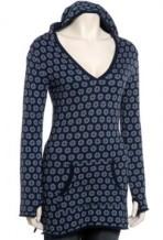Roxy Jumper Dress - Patterned