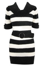 Liquorice Style Jumper Dress