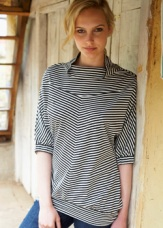Zoe Stripe Top from People Tree