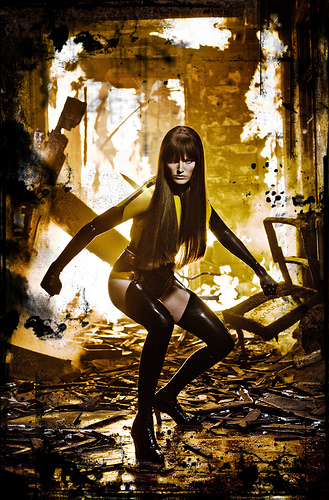 Silk Spectre sets pulses racing