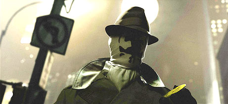 Rorshach - What's behind the mask?