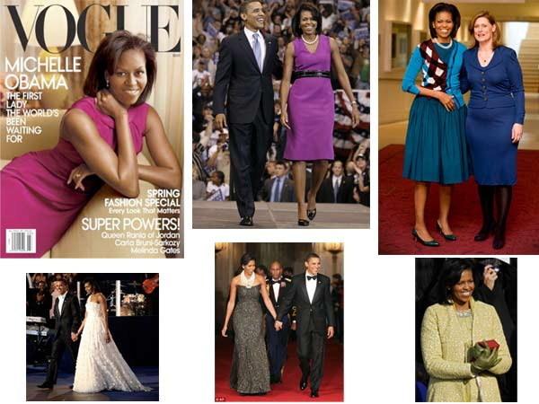 Our favourite Michelle Obama fashion moments