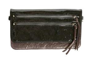 allsaints clutch bag